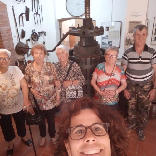 Paseos y Excursiones en Residencia Geriátrica Creunova